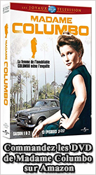 DVD Madame Columbo
