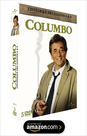 Saison 2 de Columbo en DVD sur Amazon
