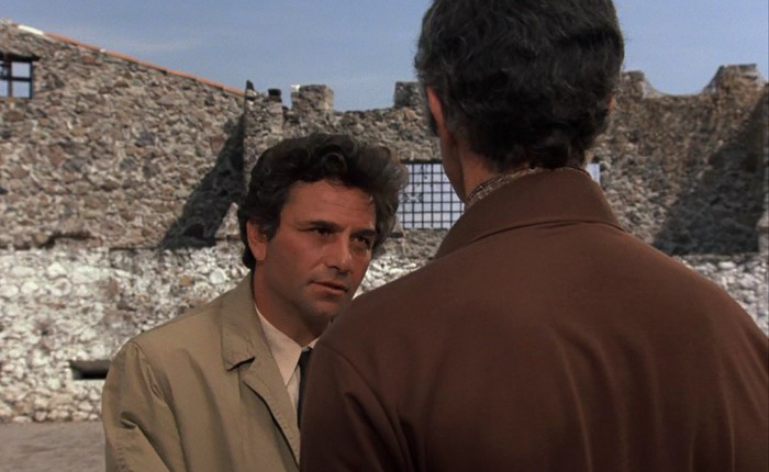 Question d'honneur lieutenant Columbo assassin